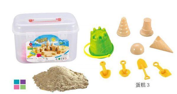Кинетический песок Same Toy Omnipotent Sand (HT720-10Ut) - купить в интернет-магазине Анклав
