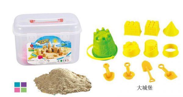 Кинетический песок Same Toy Omnipotent Sand (HT720-1Ut) - купить в интернет-магазине Анклав