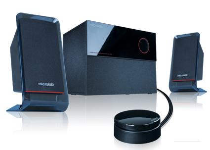 Акустическая система Microlab M-200 Black - купить в интернет-магазине Анклав
