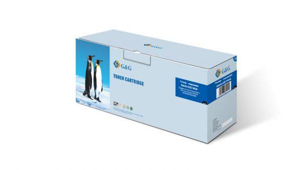 Картридж G&G (G&G-CE740A) HP Color LJ CP5225/CP5225N/CP5225DN Black (аналог CE740A) - купить в интернет-магазине Анклав