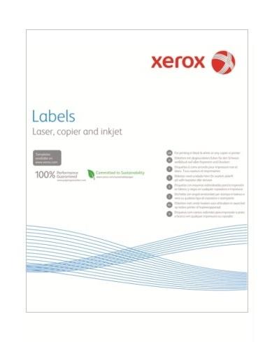 Наклейка Xerox (003R97411) Mono Laser 36UP (squared) 70x24mm 100л. - купить в интернет-магазине Анклав