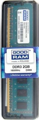 DDR3 2GB/1600 GOODRAM (GR1600D364L11/2G) - купить в интернет-магазине Анклав
