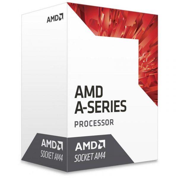 AMD A8 X4 9600 (3.1GHz 65W AM4) Box (AD9600AGABBOX) - купить в интернет-магазине Анклав