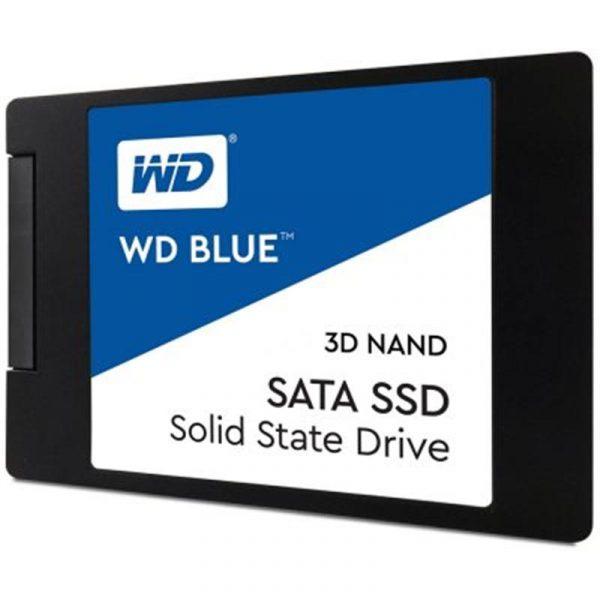 "Накопичувач SSD  250GB WD Blue 2.5"" SATAIII 3D TLC (WDS250G2B0A) - купить в интернет-магазине Анклав"
