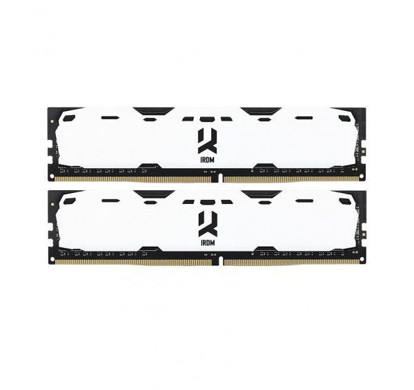 DDR4 2x8GB/2400 GOODRAM Iridium White (IR-W2400D464L15S/16GDC) - купить в интернет-магазине Анклав