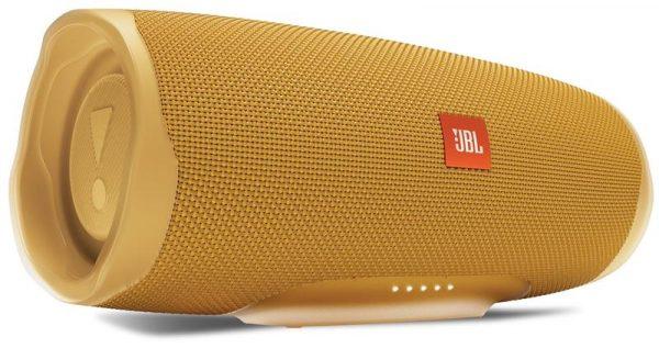 Акустическая система JBL Charge 4 Yellow (JBLCHARGE4YEL) - купить в интернет-магазине Анклав