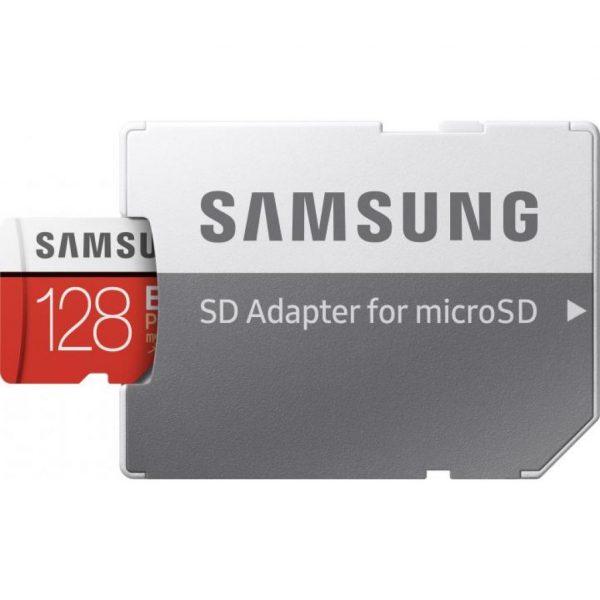 128Gb microSDXC Samsung class 10 UHS-I EVO Plus (MB-MC128HA/RU) - купить в интернет-магазине Анклав