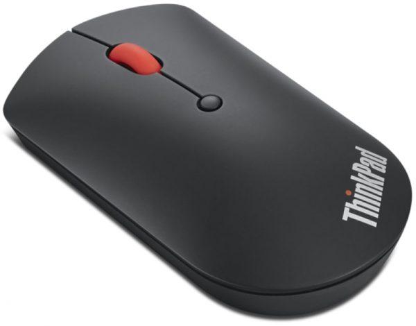 Миша Lenovo ThinkPad Bluetooth Silent Mouse (4Y50X88822) - купить в интернет-магазине Анклав