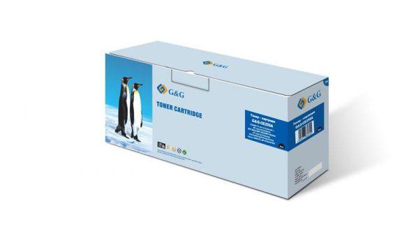 Картридж G&G (G&G-CE255A) HP LJ P3015 (аналог CE255A/Canon 724) - купить в интернет-магазине Анклав