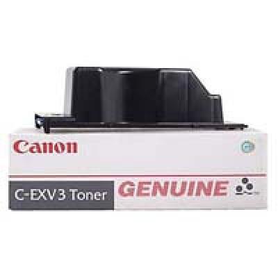Тонер CANON (C-EXV3) iR2200/2800/3300 Black (6647A002) - купить в интернет-магазине Анклав