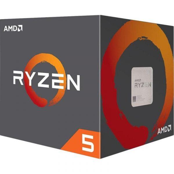 AMD Ryzen 5 2600X (3.6GHz 16MB 95W AM4) Box (YD260XBCAFBOX) - купить в интернет-магазине Анклав