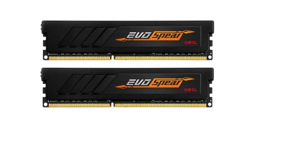 DDR4 2x8GB/3200 Geil EVO Spear (GSB416GB3200C16ADC) - купить в интернет-магазине Анклав