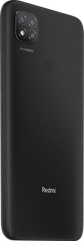 Смартфон Xiaomi Redmi 9C 3/64GB Dual Sim Midnight Gray - купить в интернет-магазине Анклав
