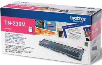 Картридж Brother (TN230M) HL-3040CN/DCP-9010CN/MFC-9120CN Magenta - купить в интернет-магазине Анклав