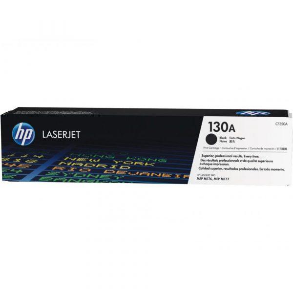 Картридж HP 130A CLJ Pro M176N/M177FW Black (CF350A) - купить в интернет-магазине Анклав