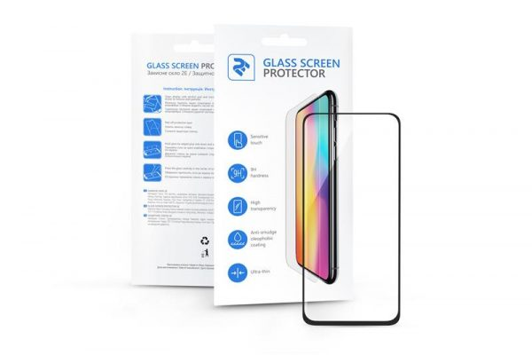 Защитное стекло 2E для Samsung Galaxy Note10 SM-N970 Black, 3D (2E-G-N10-LT3DEG-BB) - купить в интернет-магазине Анклав