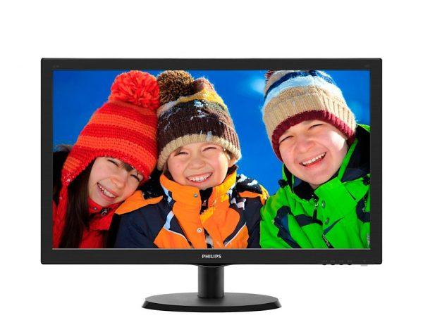"""Philips 21.5"""" 223V5LSB/62 Black - купить в интернет-магазине Анклав"""