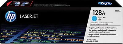 Картридж HP 128A  LJ CP1525N/1525NW/CM1415FN/1415FNW Cyan (CE321A) - купить в интернет-магазине Анклав