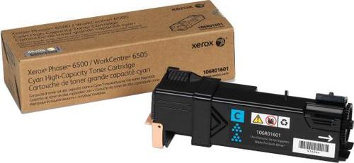 Картридж Xerox (106R01601) Phaser 6500/WC6505 Cyan (max) - купить в интернет-магазине Анклав