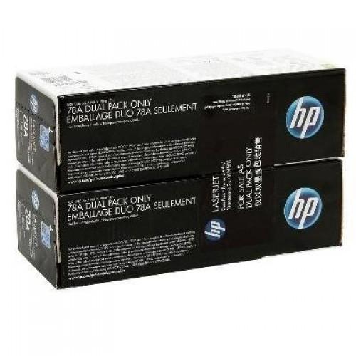 Картридж HP 78A LJ P1566/1606DN/1536DNF Dual Pack (CE278AF) - купить в интернет-магазине Анклав