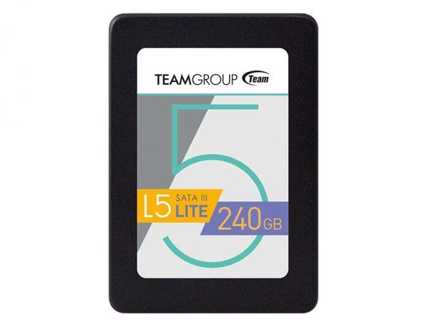 "SSD  240GB Team L5 Lite 2.5"" SATAIII TLC (T2535T240G0C101) - купить в интернет-магазине Анклав"