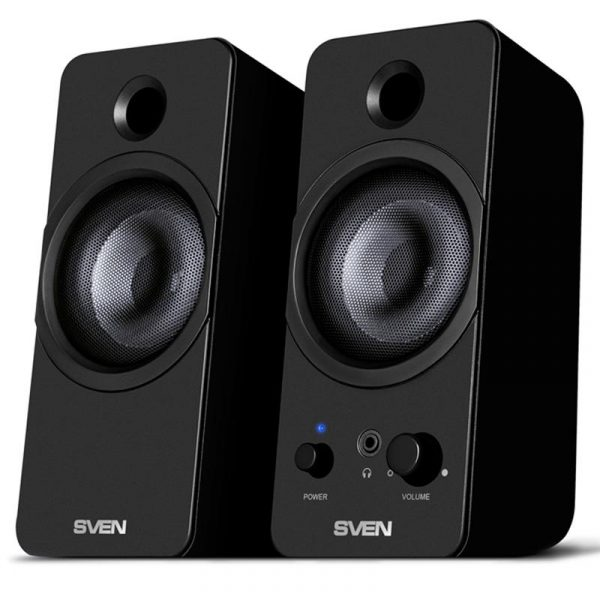 Акустическая система SVEN 430 Black UAH - купить в интернет-магазине Анклав