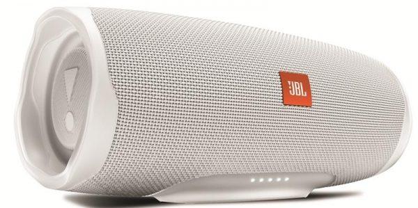 Акустическая система JBL Charge 4 White (JBLCHARGE4WHT) - купить в интернет-магазине Анклав