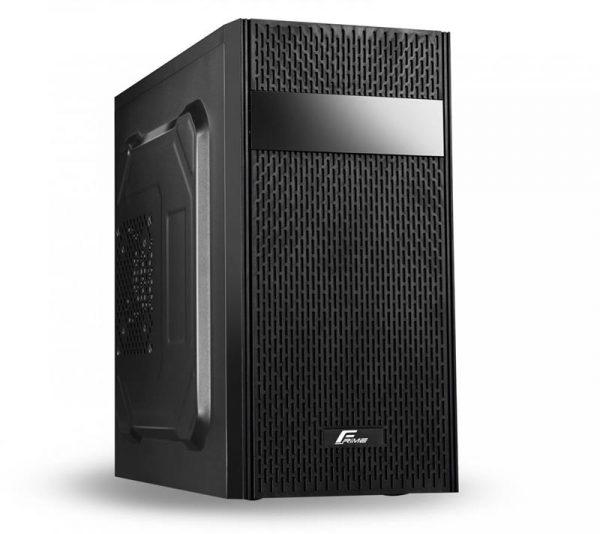 Корпус Frime FC-012B 400W-12cm 2*USB3.0 2 SATA mATX - купить в интернет-магазине Анклав