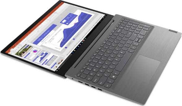 Lenovo V15 (82C500HRRA) FullHD Grey - купить в интернет-магазине Анклав