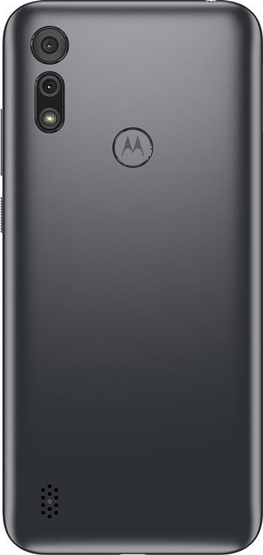 Motorola E6S 4/64GB Dual Sim Meteor Grey (PAJE0031RS) - купить в интернет-магазине Анклав
