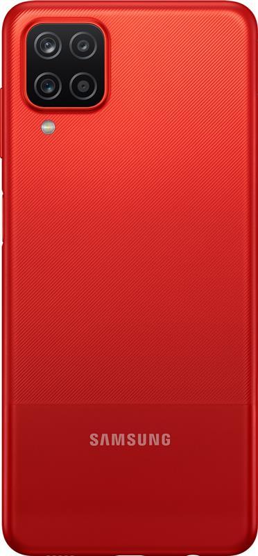 Смартфон Samsung Galaxy A12 SM-A125 3/32GB Dual Sim Red (SM-A125FZRUSEK) - купить в интернет-магазине Анклав