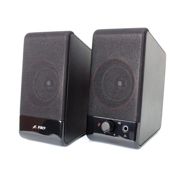 Акустическая система F&D U213A USB Black - купить в интернет-магазине Анклав