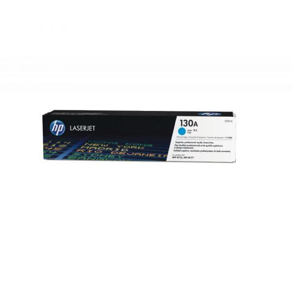 Картридж HP 130A CLJ Pro M176N/M177FW Cyan (CF351A) - купить в интернет-магазине Анклав