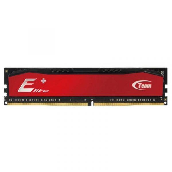 DDR3 4GB/1600 Team Elite Plus Red (TPRD34G1600HC1101) - купить в интернет-магазине Анклав