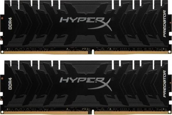 DDR4 2x16GB/3600 Kingston HyperX Predator Black (HX436C17PB3K2/32) - купить в интернет-магазине Анклав