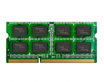 SO-DIMM 4GB/1600 DDR3 Team (TED34G1600C11-S01) - купить в интернет-магазине Анклав