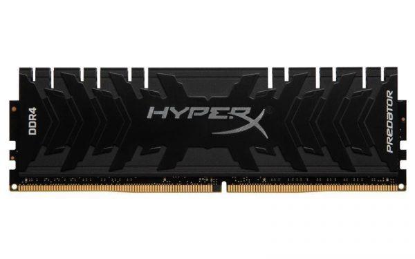 DDR4 8GB/3333 Kingston HyperX Predator Black (HX433C16PB3/8) - купить в интернет-магазине Анклав