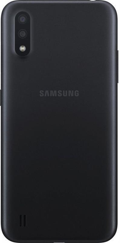 Смартфон Samsung Galaxy A02 SM-A022 2/32GB Dual Sim Black (SM-A022GZKBSEK) - купить в интернет-магазине Анклав