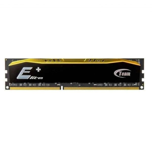 DDR3 4GB/1600 Team Elite Plus Black (TPD34G1600HC1101) - купить в интернет-магазине Анклав