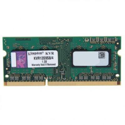 SO-DIMM 4GB/1333 DDR3 Kingston ValueRAM (KVR13S9S8/4) - купить в интернет-магазине Анклав