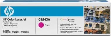 Картридж HP 125A CLJ CP1215/CP1515 series Magenta (CB543A) - купить в интернет-магазине Анклав