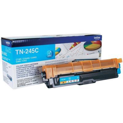 Картридж Brother (TN245C) HL-3140CW, DCP-9020CDW cyan (max) - купить в интернет-магазине Анклав