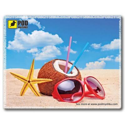 Килимок для миші Podmyshku Кокос - купить в интернет-магазине Анклав