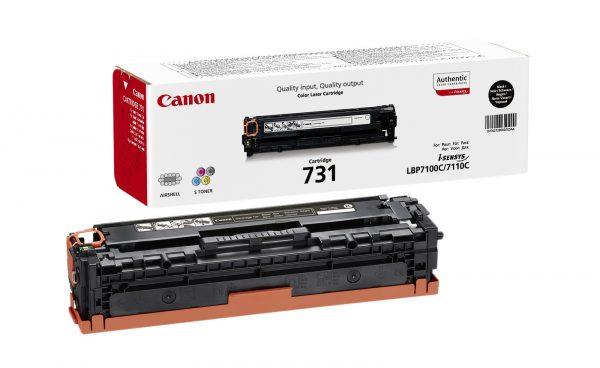 Картридж Canon 731 LBP7100/7110/8230/8280 Black (6272B002) - купить в интернет-магазине Анклав