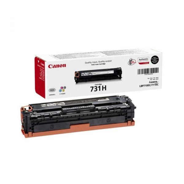 Картридж Canon 731H LBP7100/7110/8230/8280 Black (6273B002) - купить в интернет-магазине Анклав