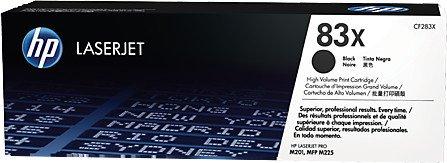 Картридж HP 83X LJ M127FN/M127FW Black (max) (CF283X) - купить в интернет-магазине Анклав