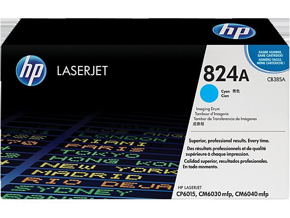 Драм-юнит HP 824A CLJ CM6030/CM6040 (CB384A) Cyan - купить в интернет-магазине Анклав
