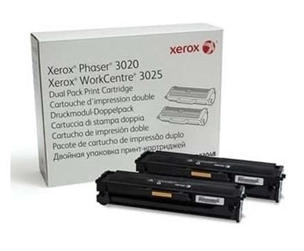 Картридж Xerox (106R03048) Phaser 3020/WC3025 Dual Pack - купить в интернет-магазине Анклав