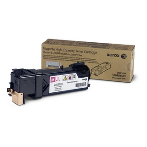 Картридж Xerox (106R01457) Phaser 6128 Magenta - купить в интернет-магазине Анклав