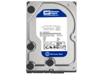 Накопичувач HDD SATA 1.0TB WD Blue 7200rpm 64MB (WD10EZEX) - купить в интернет-магазине Анклав